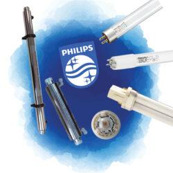 Philips lamps Sterilizeers