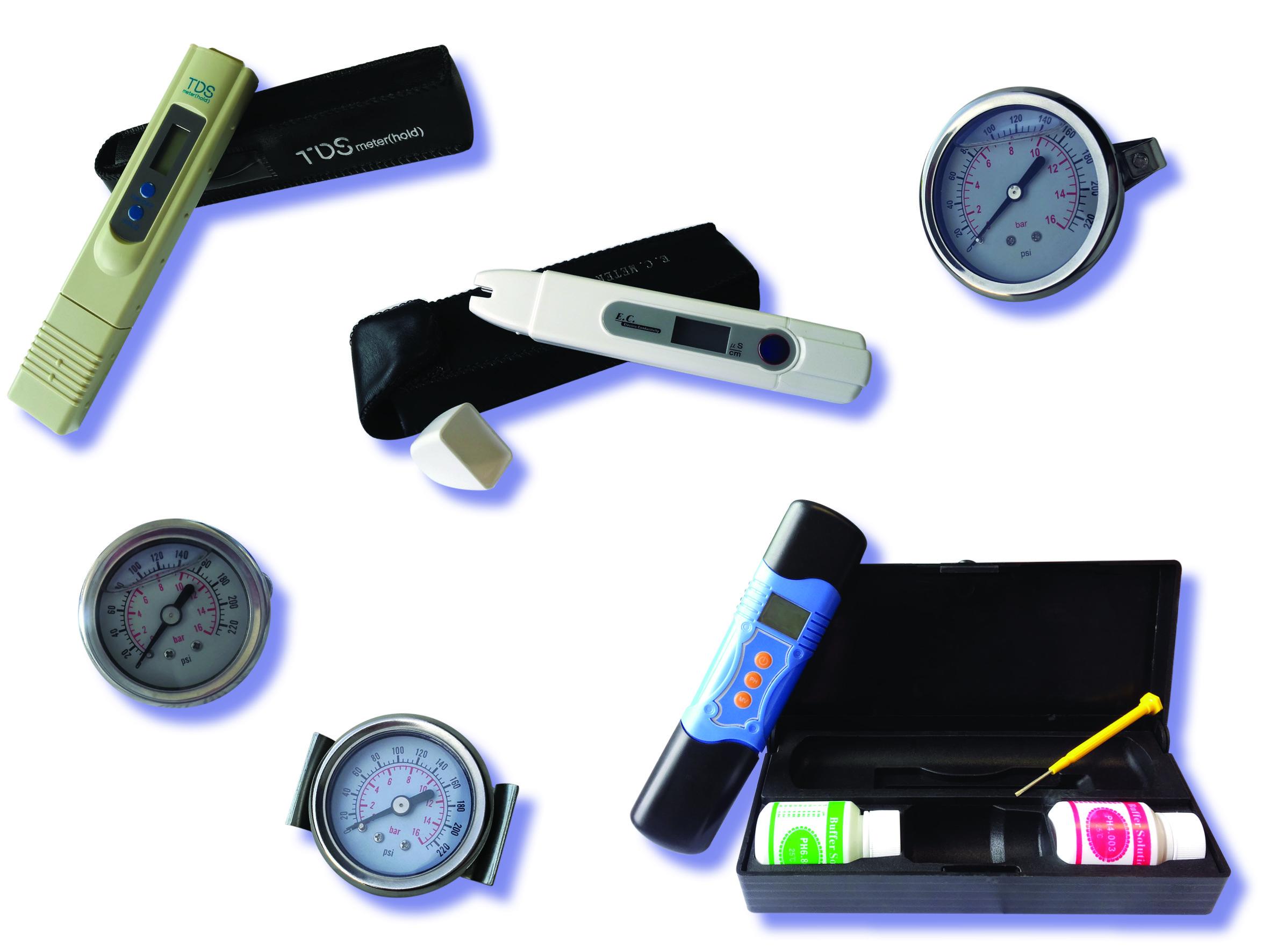 Strumenti misurazioni e analisi